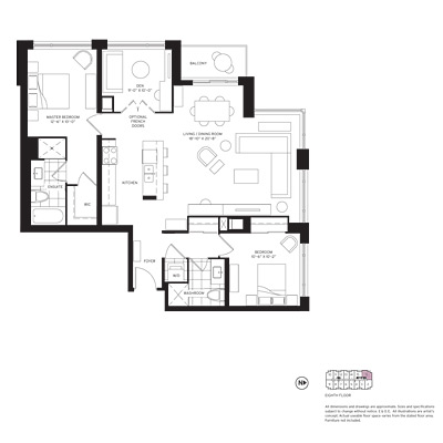 thecloveronyongecondominium together with Index additionally 1 Bedroom further Home Floor Plans together with Floor Plans. on 400 square foot studio