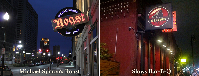 Michael Symon's Roast/Slows Bar-B-Q