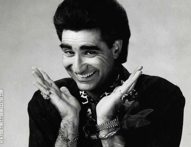 Eugene Levy | FACES OF TIFF | TORO MAGAZINE | What Men ... Eugene Levy Young